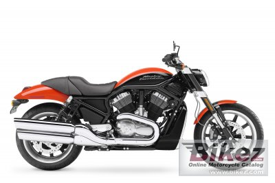 2007 Harley-Davidson VRSCR Street Rod photo