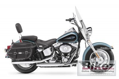 2007 harley davidson flstc heritage softail classic specifications and pictures. Black Bedroom Furniture Sets. Home Design Ideas