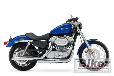 2008 Harley-Davidson XL883 Sportster photo