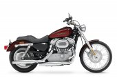 2008 Harley-Davidson XL883C Sportster photo