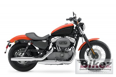 2008 Harley-Davidson XL1200N Sportster 1200 Nightster photo
