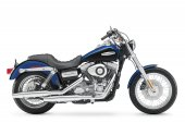 2008 Harley-Davidson FXDC Dyna Super Glide Custom photo
