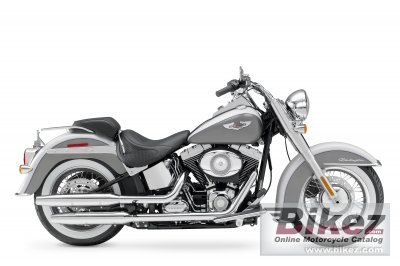 2008 Harley-Davidson FLSTN Softail Deluxe photo