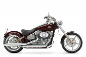 2008 Harley-Davidson FXCW Softail Rocker photo