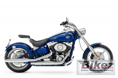2008 Harley-Davidson FXCWC Softail Rocker C photo