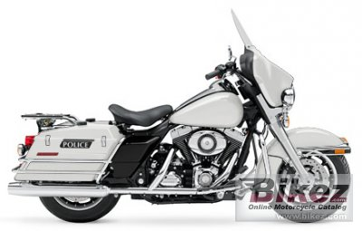 2008 Harley-Davidson FLHTCU Ultra Classic Electra Glide Peace Officer photo