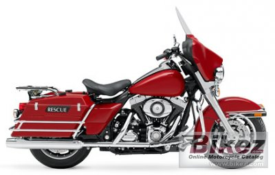 2008 Harley-Davidson FLHTCU Ultra Classic Electra Glide Firefighter photo