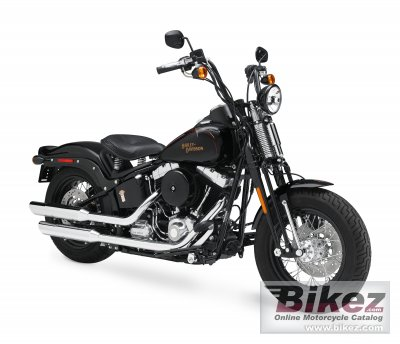 2008 Harley-Davidson FLSTSB Softail Cross Bones photo