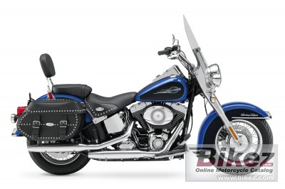 2008 Harley-Davidson FLSTC Softail photo
