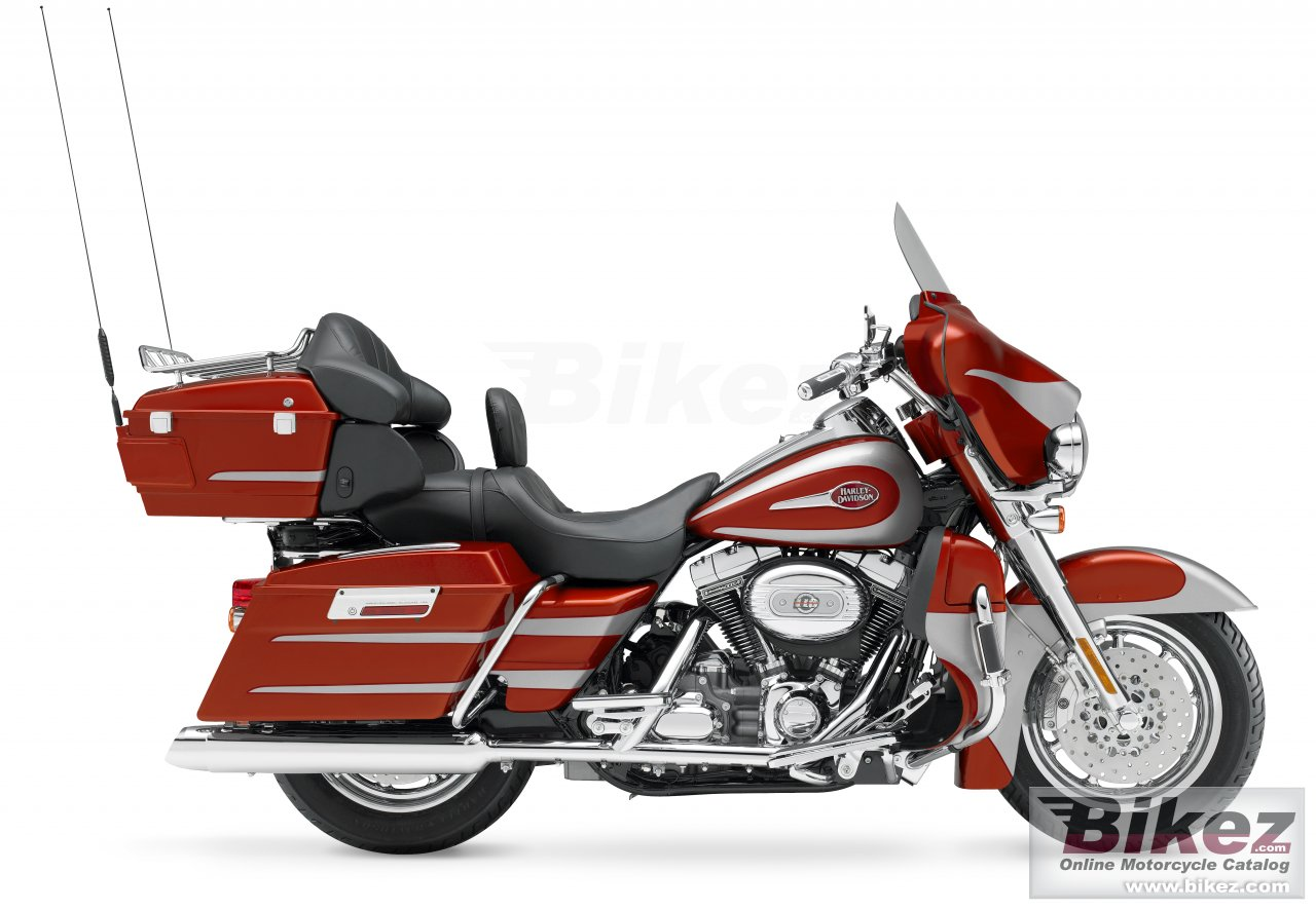 Harley-Davidson FLHTCUSE Screamin´ Eagle Ultra Classic Electra Glide