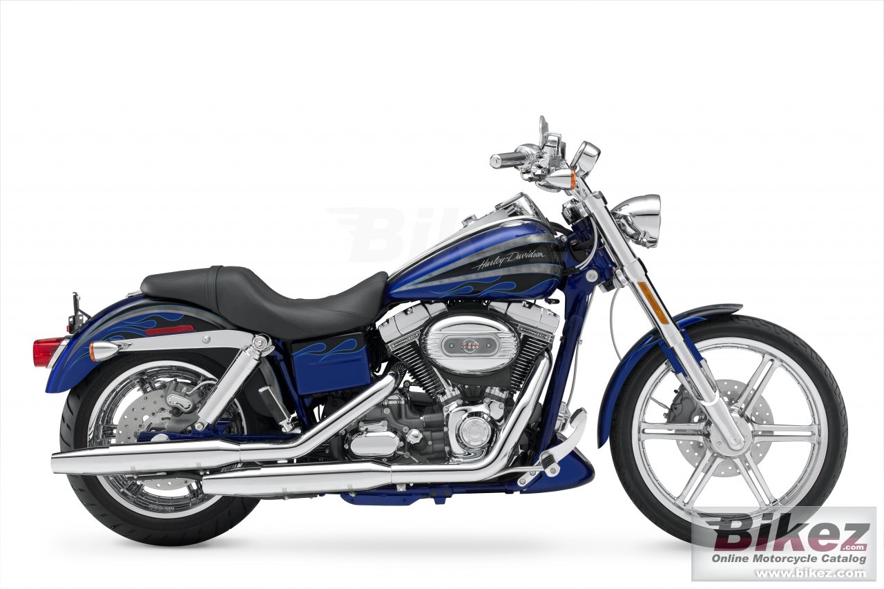 Harley-Davidson fxdse cvo screaming eagle dyna