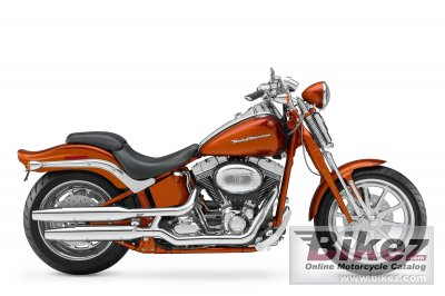 2008 Harley-Davidson FXSTSSE Screamin� Eagle Softail Springer photo