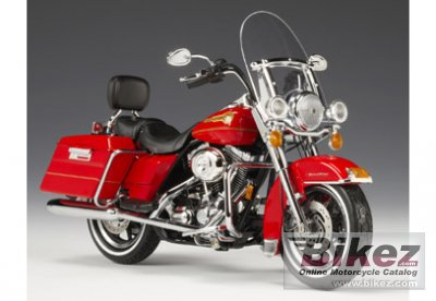 2008 Harley-Davidson FLHR Road King Firefighter
