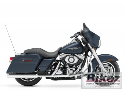 2008 harley davidson flhx street glide specifications and pictures rh bikez com Road King Classic Street Glide Special
