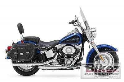 2008 Harley-Davidson FLSTC Softail