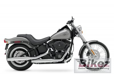 2008 Harley-Davidson FXSTB Softail Night train