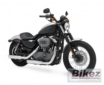 2009 Harley-Davidson XL 1200N Sportster 1200 Nightster photo