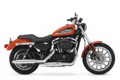 2009 Harley-Davidson XL 883R Sportster 883R photo