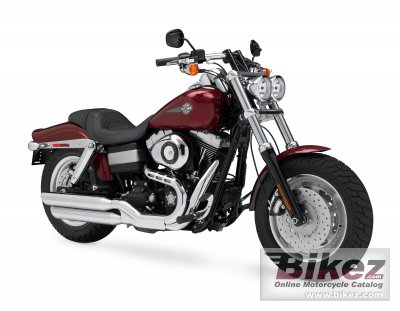 2009 Harley-Davidson FXDF Dyna Fat Bob photo