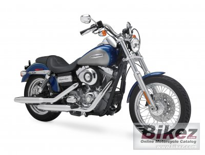 2009 Harley-Davidson FXDC Dyna Super Glide Custom photo