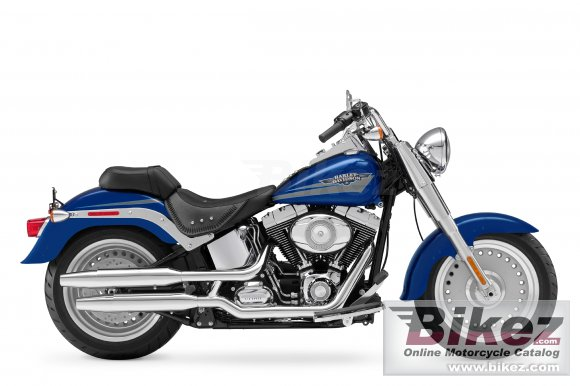 2009 Harley-Davidson FLSTF Fat Boy photo