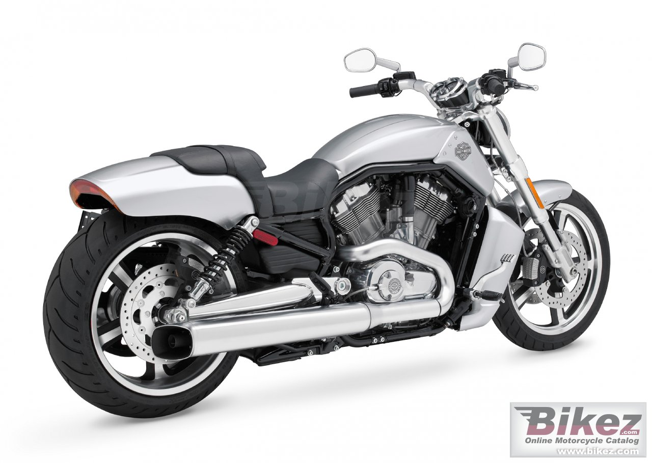 Big Harley-Davidson vrscf v-rod muscle picture and wallpaper from Bikez.com