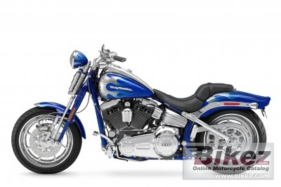 2009 Harley-Davidson FXSTSSE3 CVO Softail Springer photo