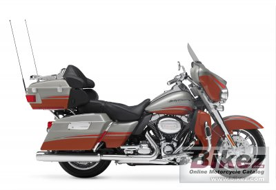 2009 Harley-Davidson FLHTCUSE4 CVO Ultra Classic Electra Glide photo