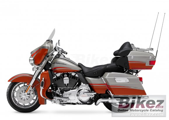 2009 Harley-Davidson FLHTCUSE4 CVO Ultra Classic Electra Glide