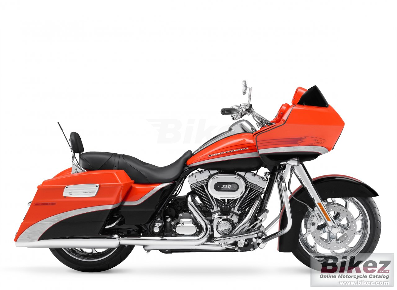 Big Harley-Davidson fltrse3 cvo road glide picture and wallpaper from Bikez.com