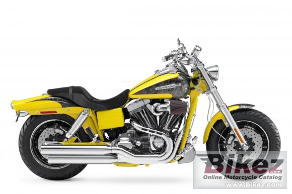 2009 Harley-Davidson FXDFSE CVO Dyna Fat Bob photo
