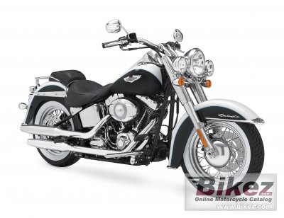 2009 Harley-Davidson FLSTN Softail Deluxe photo
