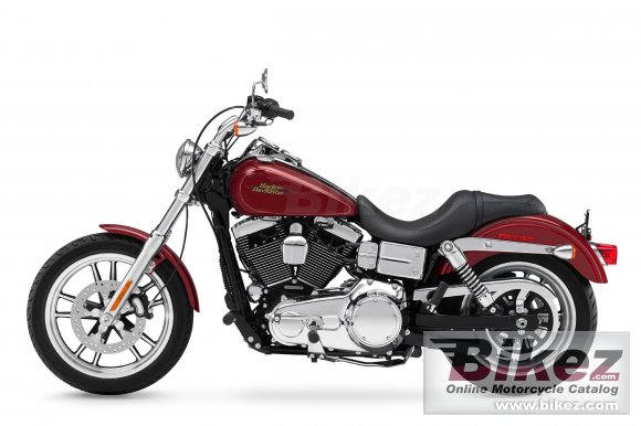 2009 Harley-Davidson FXDL Dyna Low Rider photo