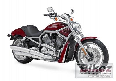 2009 Harley-Davidson VRSCAW V-Rod specifications and pictures