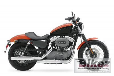 2010 Harley-Davidson XL 1200N Sportster 1200 Nightster photo