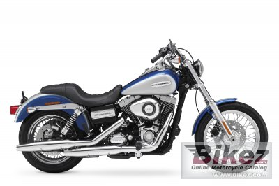 2010 Harley-Davidson FXDC Dyna Super Glide Custom photo