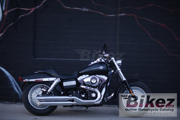 2010 Harley-Davidson FXDF Fat Bob photo