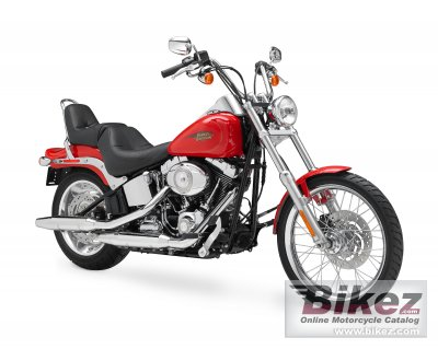 2010 Harley-Davidson FXSTC Softail Custom photo