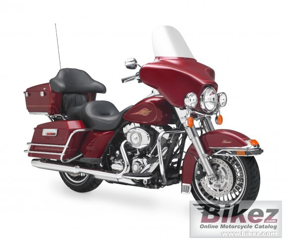 2010 Harley-Davidson FLHTC Electra Glide Classic photo