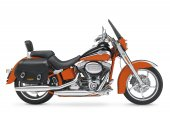 2010 Harley-Davidson FLSTSE CVO Softail Convertible photo