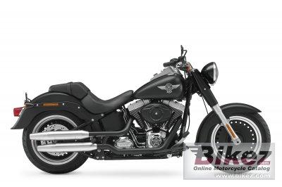 2010 Harley-Davidson FLSTFB Sportster Fat Boy Special