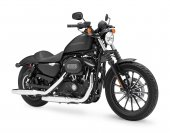 2011 Harley-Davidson Sportster XL883N Iron 833 photo