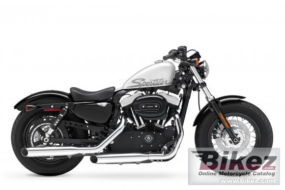 2011 Harley-Davidson XL 1200X Forty-Eight photo