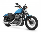 2011 Harley-Davidson XL 1200N Nightster photo