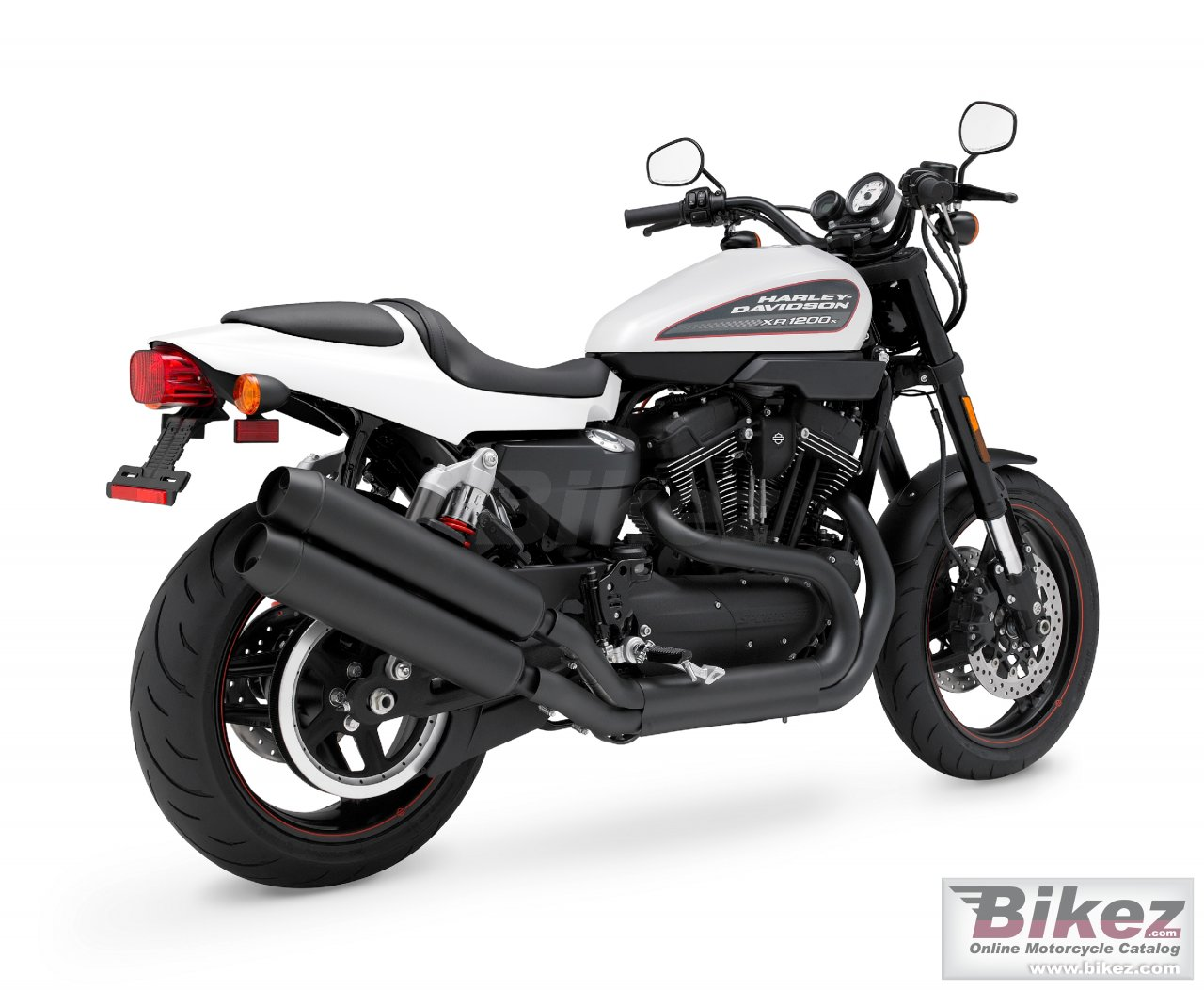 Big Harley-Davidson xr 1200x picture and wallpaper from Bikez.com