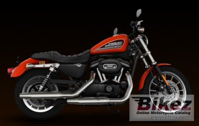 2011 Harley-Davidson 883 Roadster photo