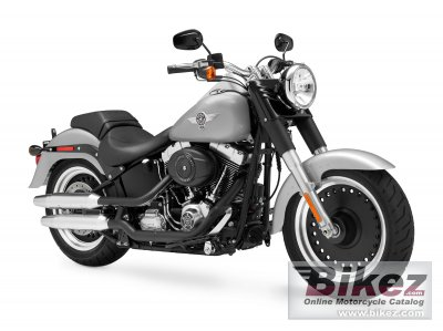 2011 Harley-Davidson FLSTFB Fat Boy Lo photo