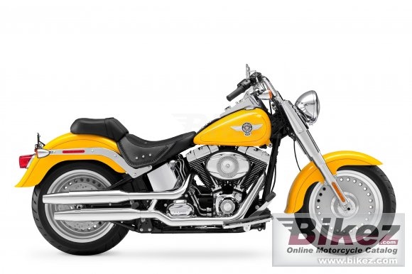 2011 Harley-Davidson FLSTF Fat Boy photo
