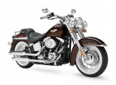2011 Harley-Davidson FLSTN Softail Deluxe photo