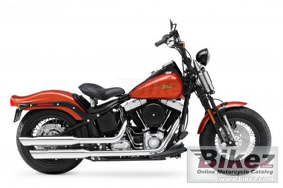 2011 Harley-Davidson FLSTSB Softail Cross Bones photo